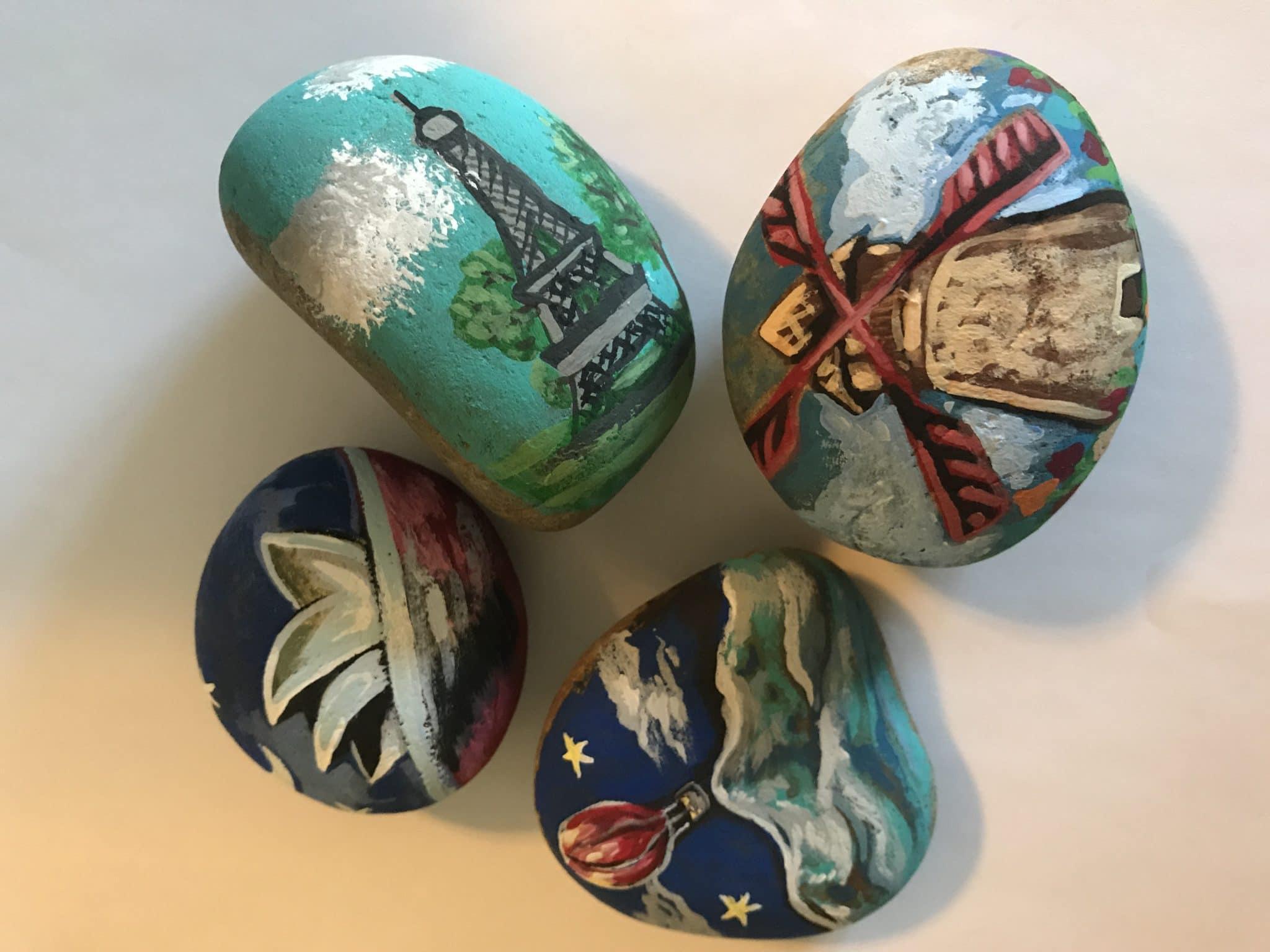 travel kindness rocks