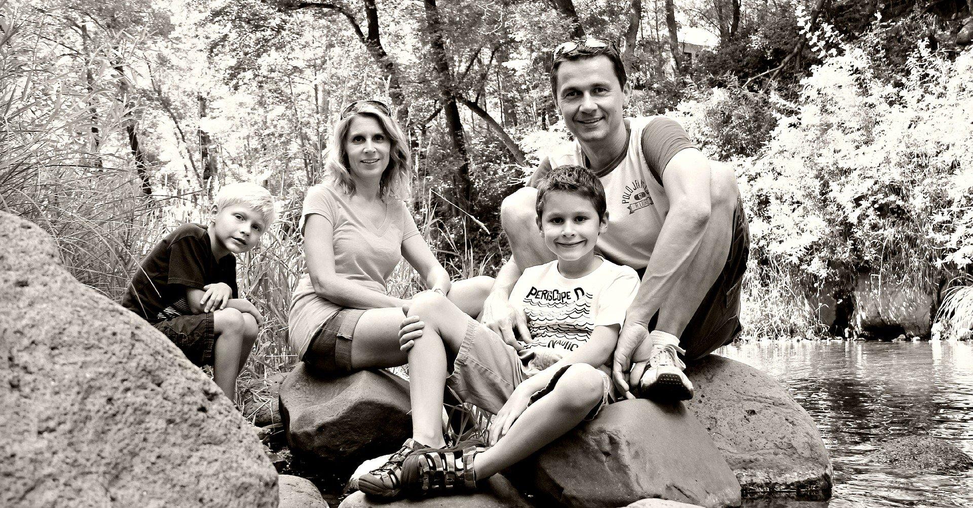 family travel grants