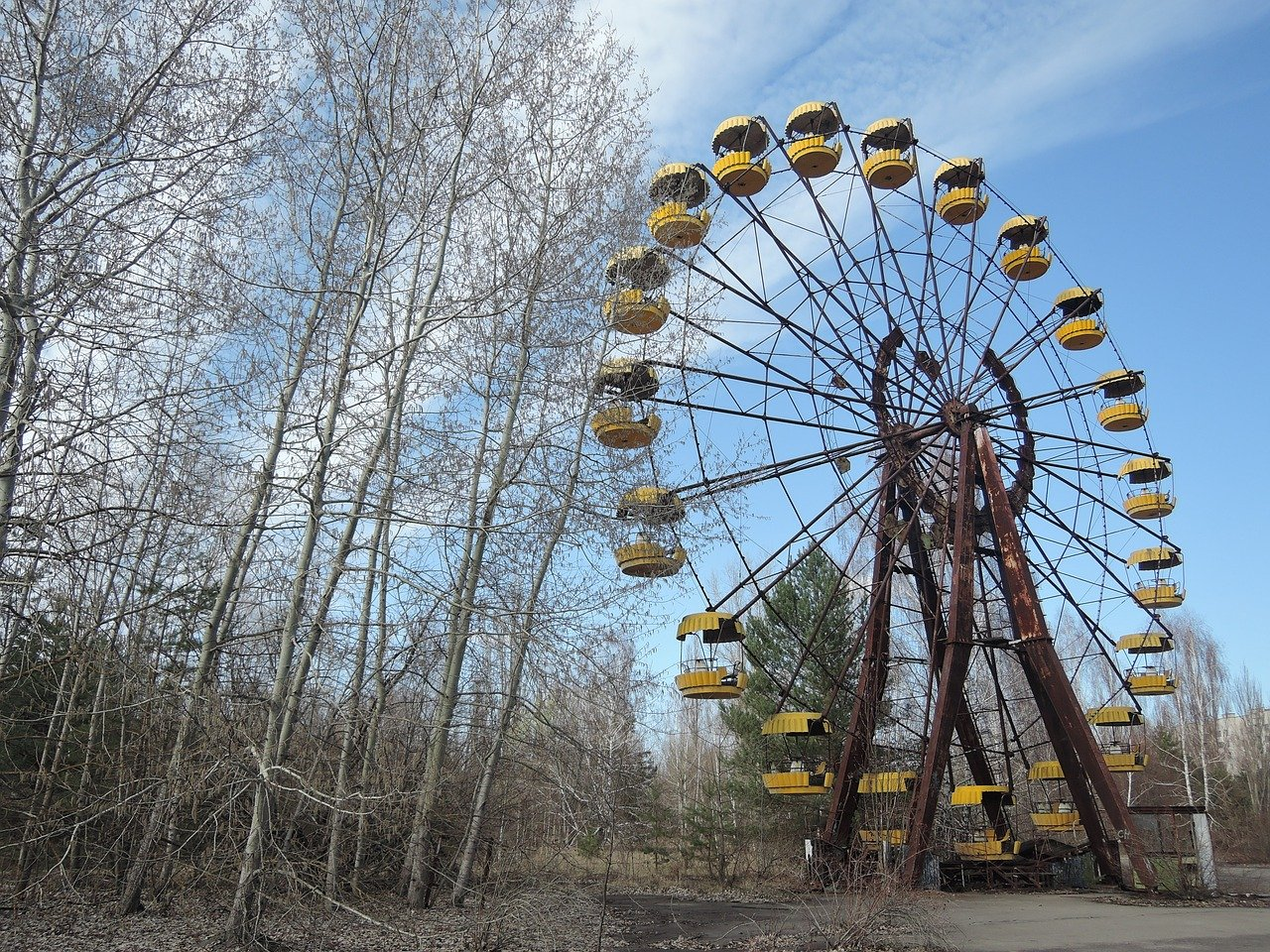 chernobyl today